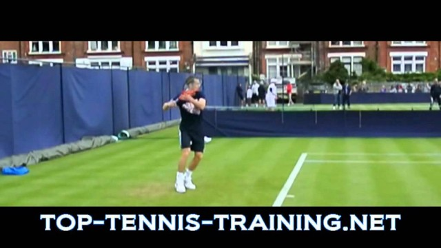 Top 10 Forehands Slow Motion