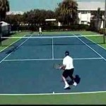 Tennis Lessons – Bulding Points and Tactics 4-4