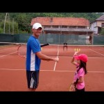 Tennis Lesson with Little Kids (no. 16)