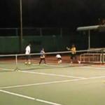 Tennis Malaysia – Tennis Lesson with Coach Adib Aziz at Shah Alam