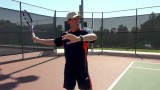 Tennis Training Myth – Tennis Forehand Backswing – Right Handed Training Video