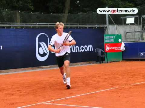 tennis forehand topspin – slideshow