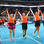 Best moments. International Premier Tennis League (IPTL) – Manila, Philippines 2014