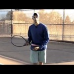 TENNIS FOOTWORK EXERCISES | Open Stance Forehand