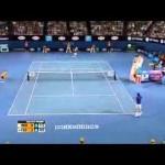 Video Tennis Technique Federer Djokovich Nadal Serve Forehand Backhand Return Top Spin Slice