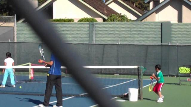 Sagar Tennis Class Part 1