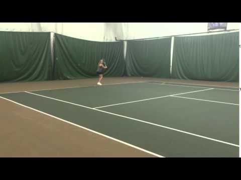 Caroline Hearp Class of 2016 Tennis