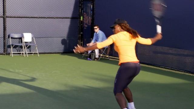 Serena Williams Ultimate Slow Motion Compilation – Forehand – Backhand – Serve – 2013 Cincinnati O