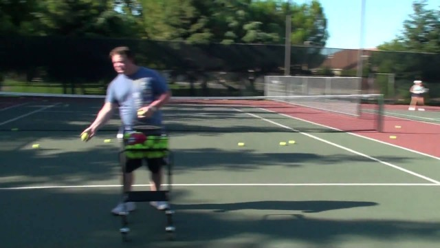 Tennis Instruction with Coach Phil