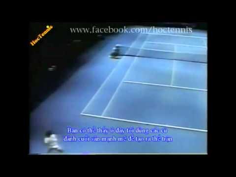 Học tennis   Smash Agassi