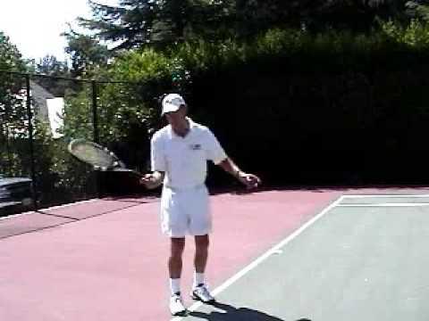 The Tennis Slice Forehand Groundstroke
