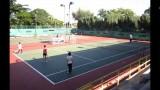 Tennis Lesson Kuala Lumpur 1/4/2012 SMG