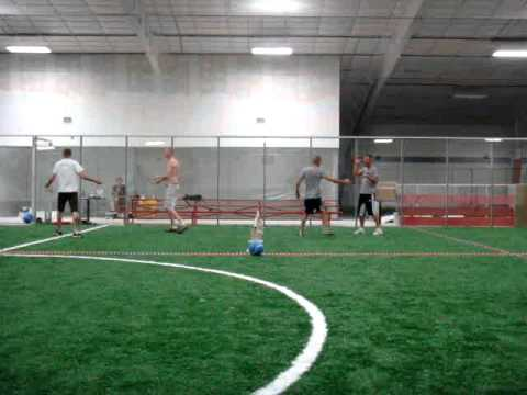 Thrasher Rules Soccer Tennis
