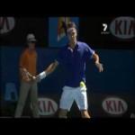 Tennis Lesson Dallas – Federer Forehand  Video