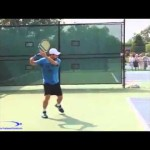 Andy Roddick Tennis Forehand Lesson Top Speed Tennis