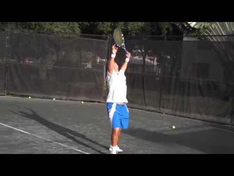 Stuart's of Boca Tennis Lesson – Jerry's Forehand