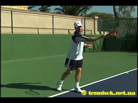 Pro Tennis Lessons – James Jensen – Faults and Fixes [torrents.ru] – forehand