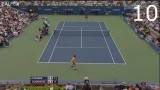 TOP 10 Best Tennis Points HD