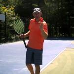 Backhand Tennis Lesson: Best Backhand Tip Ever