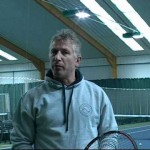 Guernsey Tennis Club – Hitting a Slice Serve.wmv