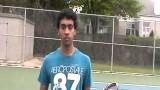 Personal Project Tennis Serving Tutorials Video 3: Slice Serves