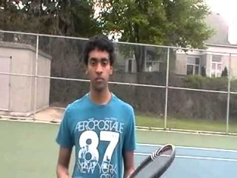 Personal Project Tennis Serving Tutorials Video 3: Slice Serves