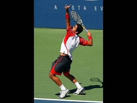 Tennis Serve Lesson | Master Your Serve In 5 Steps